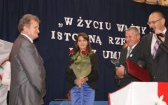 Otwarcie sali sportowej przy Zespole Szkół w Lidzbarku
