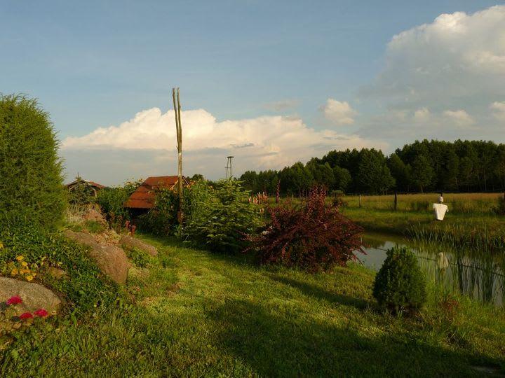 Gospodarstwa agroturystyczne, pola namiotowe i pokoje gościnne