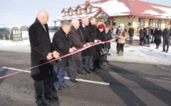 Oficjalne otwarcie odcinka drogi wojewódzkiej nr 544 Działdowo – Iłowo-Osada