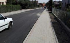 Przebudowa drogi powiatowej nr 1304 N, ulice: Wierzbowska i Kościelna w miejscowości Narzym – Etap I droga powiatowa