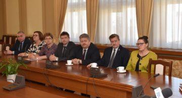 """Umowa na realizację projektu """"Przebudowa drogi powiatowej Nr 1288N…"""