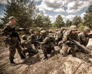 Nabór do Wojsk Obrony Terytorialnej