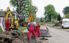 """Odbiór końcowy robót inwestycyjnych: """"Przebudowa drogi powiatowej Nr 1288 N…"""