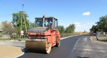 Przebudowa drogi powiatowej nr 1288N Płośnica – Skurpie