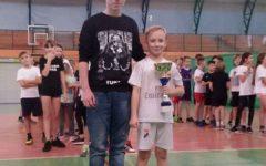 Jan Marciniak i Karol Bejgert, awansowali do etapu rejonowego XXVI Ogólnopolskiej Olimpiady Promocji Zdrowego Stylu Życia.