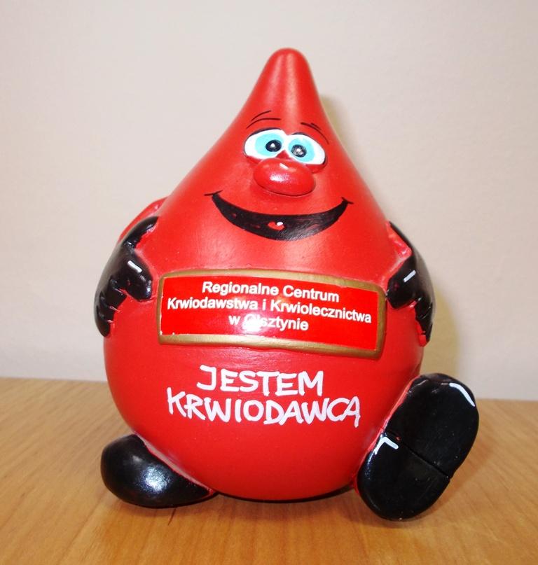 Oddaj krew z Muszkieterami!