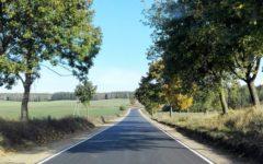 Rok w powiecie – inwestycje drogowe