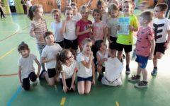Mistrzostwa szkoły z okazji jej 60-lecia istnienia