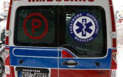 Nowy ambulans i sprzęt medyczny dla ratowników medycznych