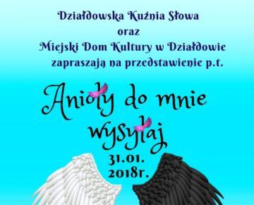 Zaproszenie na przedstawienie