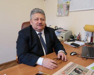 Wywiad radiowy ze starostą Marianem Janickim