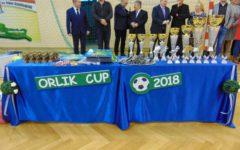 """XIV Turniej Noworoczny """"ORLIK CUP 2018""""."""