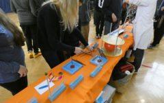 Festiwal Nauki w Szkole Podstawowej im. Kazimierza Górskiego w Burkacie
