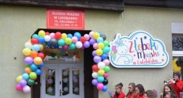 Otwarcie Żłobka Miejskiego w Lidzbarku