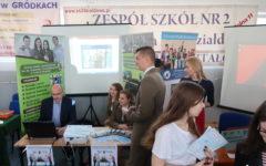 Targi Pracy i Edukacji 2018 w działdowskim ZSZ