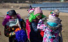 """Morsowanie 2018 Iłowo-Osada  """"Pożegnanie zimy, powitanie wiosny"""""""