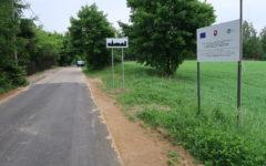Odbiór inwestycji drogowej w Grądach