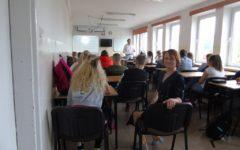 Akademia Młodego Europejczyka w lidzbarskim LO