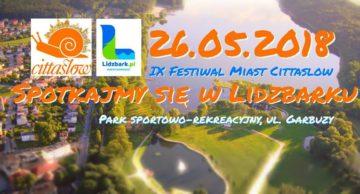 IX FESTIWAL MIAST CITTASLOW W LIDZBARKU
