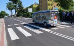 Odbiór kolejnej powiatowej inwestycji drogowej!