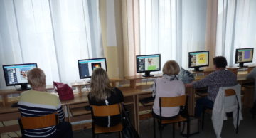 IV spotkanie sieci współpracy i samokształcenia nauczycieli bibliotekarzy powiatu działdowskiego
