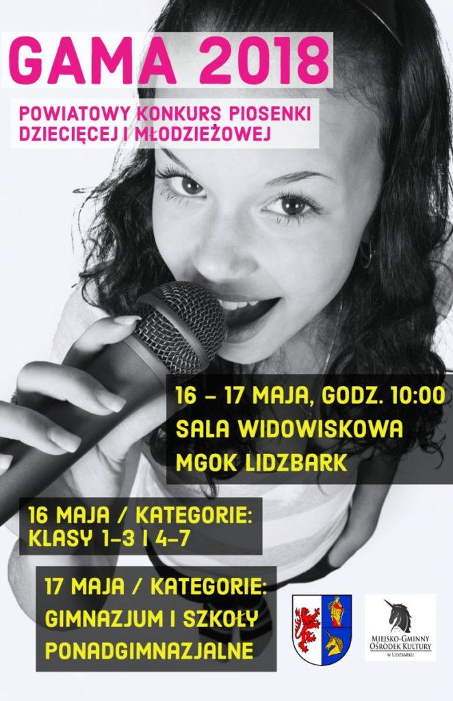 Już jutro GAMA 2018 w Lidzbarku