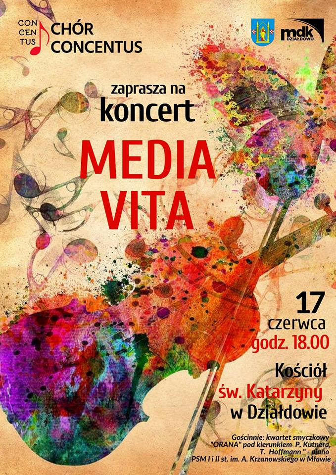 Zaproszenie na koncert