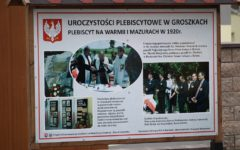 Obchody 98. Rocznicy Plebiscytu na Warmii i Mazurach w Naguszewie