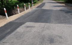 Zakończono remont uszkodzonego przepustu na drodze powiatowej nr 1587 N