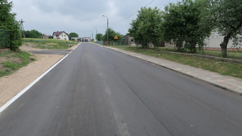 Wykaz inwestycji drogowych zrealizowanych przez Powiat Działdowski (2014-2018)