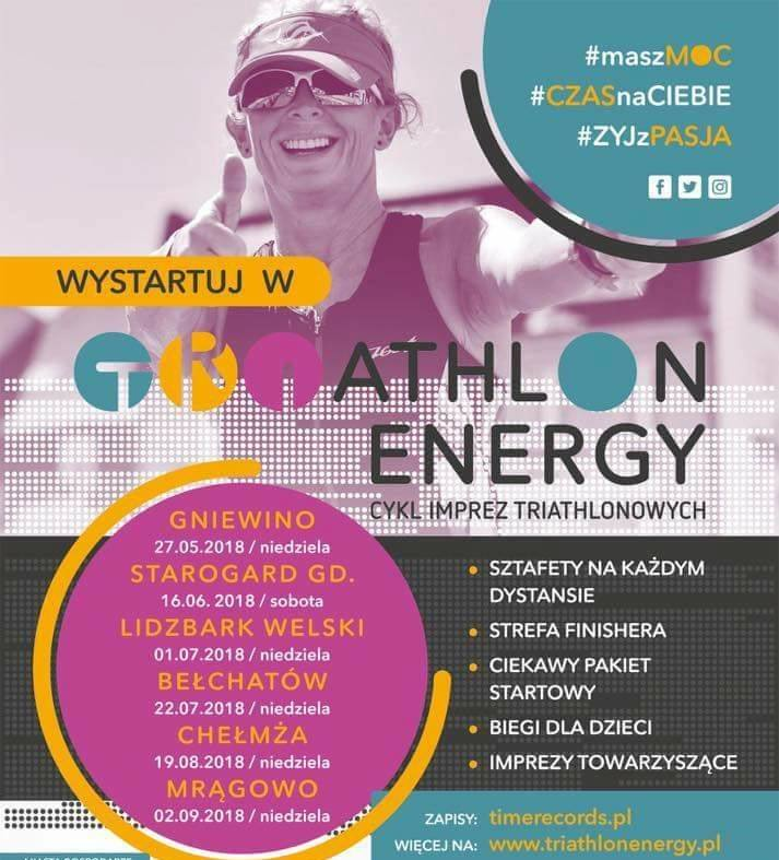 Lidzbark LOTTO Triathlon Energy