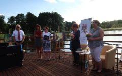 Powiatowy Wieczór z Poezją tym razem w Lidzbarku (film)