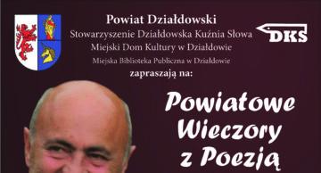 Powiatowe Wieczory z Poezją – spotkanie trzecie