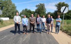 Kolejne powiatowe inwestycje drogowe zrealizowane!