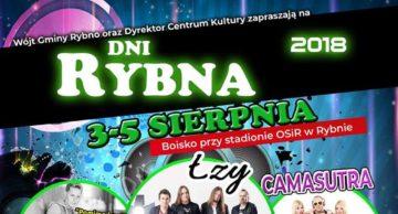 Już wkrótce Dni Rybna!