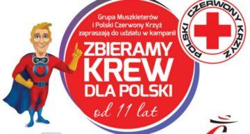 """""""Zbieramy krew dla Polski"""""""