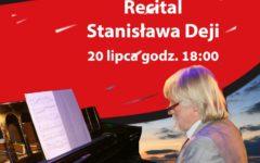 Zaproszenie na wernisaż i recital do Lidzbarka