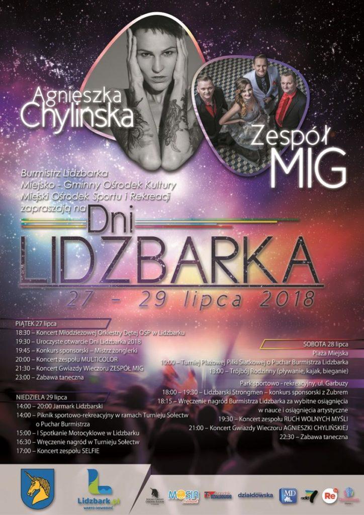 Dni Lidzbarka 2018