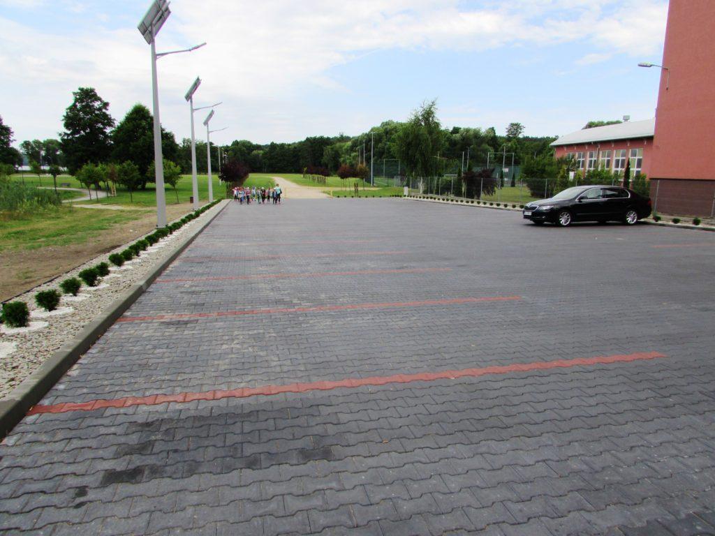 Odbiór inwestycji drogowej w Lidzbarku!