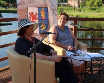 Powiatowy Wieczór z Poezją tym razem w Lidzbarku
