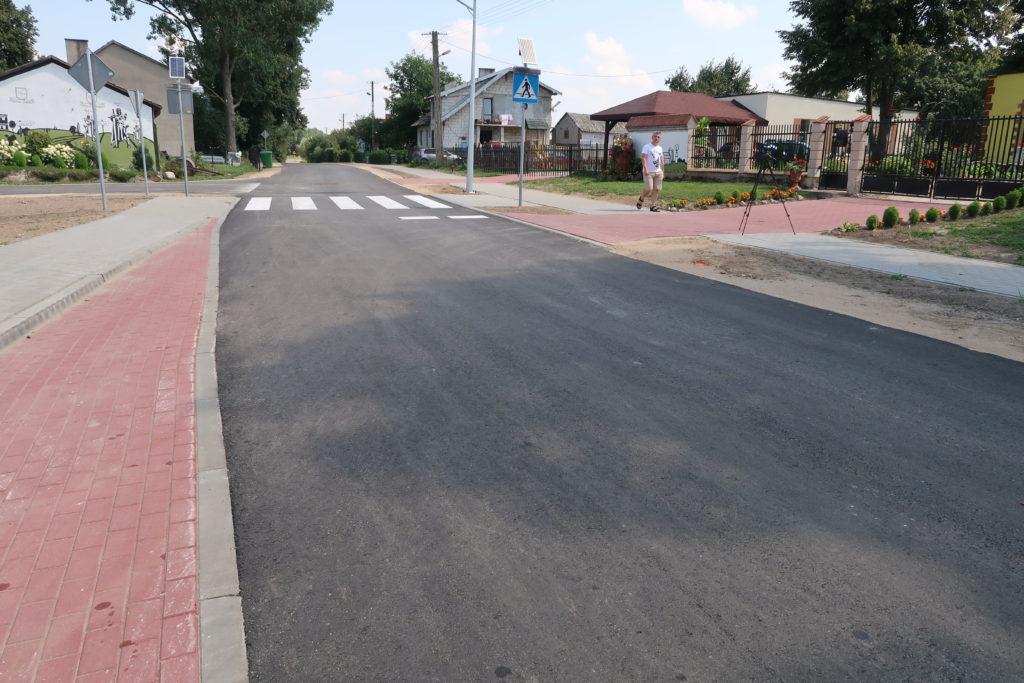 Przedsięwzięcia drogowe zrealizowane przez Powiat Działdowski (2014-2018)