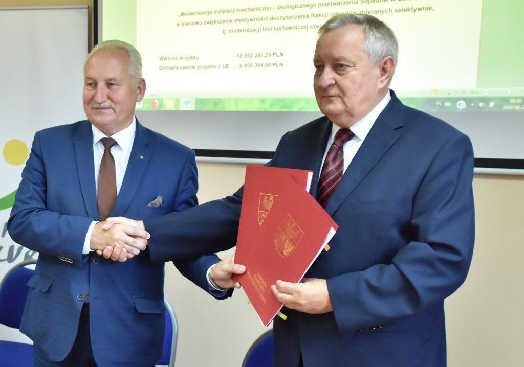 30 milionów zł na realizację zadań z zakresu gospodarki odpadami komunalnymi