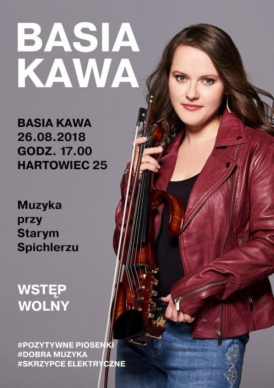 Zaproszenie na koncert do Hartowca