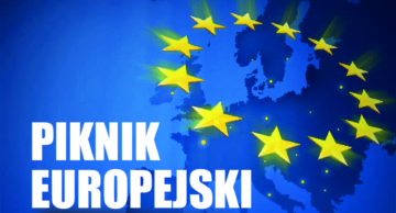 Zaproszenie na Piknik Europejski do Rybna
