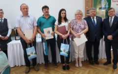 Wręczenie Stypendiów i Wyróżnień Starosty Działdowskiego młodzieży szkół ponadgimnazjalnych (film)