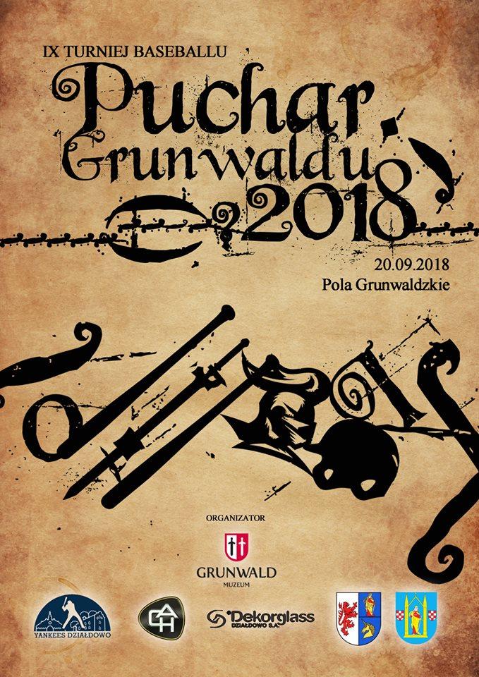Już wkrótce IX Turniej o Puchar Grunwaldu!