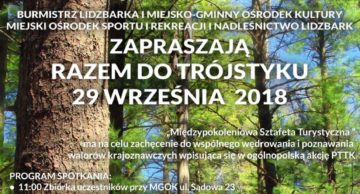 """JUŻ WKRÓTCE """"RAZEM DO TRÓJSTYKU 2018""""!"""