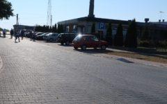 """Odbiór inwestycji: """"Przebudowa drogi prowadzącej do PUP przy ul. Jeleńskiej w Lidzbarku"""""""