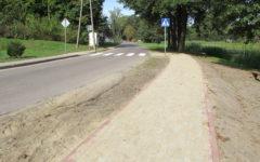 Odbiór inwestycji drogowej w Rumianie