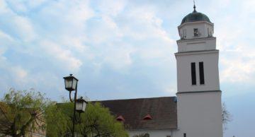 Powiat Działdowski dofinansuje renowację kościoła pw. Podwyższenia Krzyża Świętego w Działdowie (film)